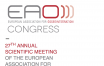EAO CONGRESS  11-13 OCTOBER 2018  VIENNA